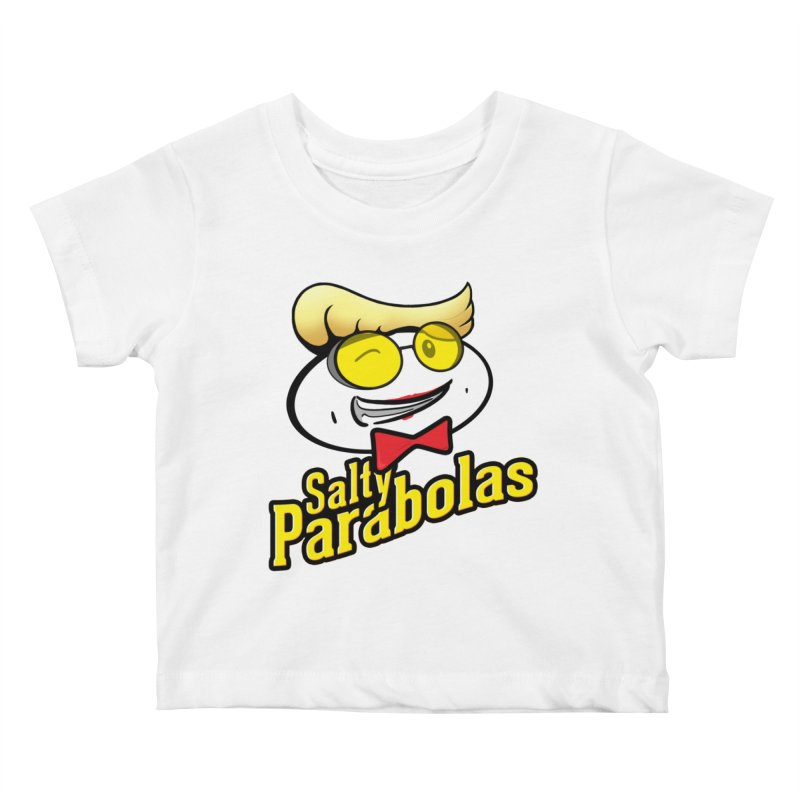 Holtzmann's Salty Parabolas Kids Baby T-Shirt by dinonuggets's Artist Shop