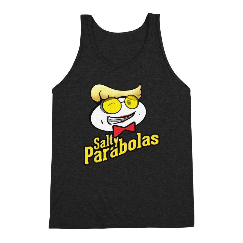 Holtzmann's Salty Parabolas Men's Triblend Tank by dinonuggets's Artist Shop