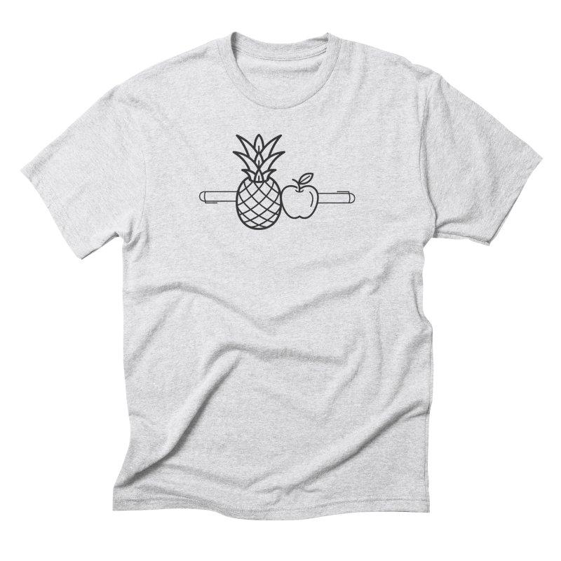 PPAP Pen Pineapple Apple Pen Men's Triblend T-Shirt by dinonuggets's Artist Shop