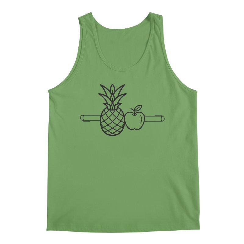PPAP Pen Pineapple Apple Pen Men's Tank by dinonuggets's Artist Shop