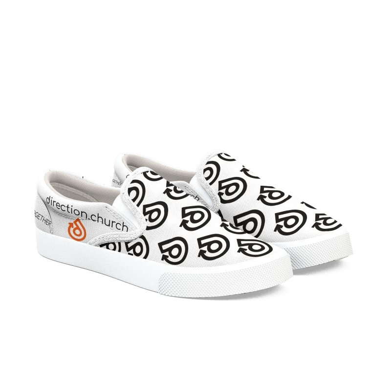 OTHER COOL STUFF Men's Slip-On Shoes by direction.church gear