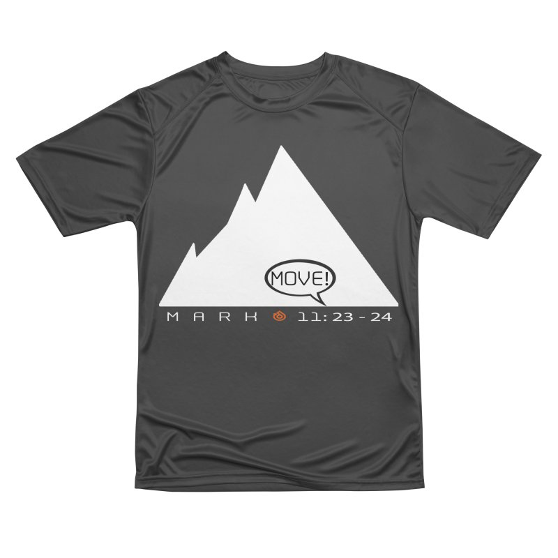 MOVE! Men's Performance T-Shirt by direction.church gear