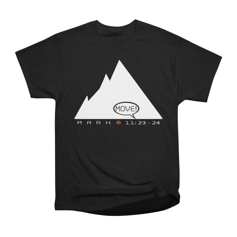 MOVE! Men's Heavyweight T-Shirt by direction.church gear
