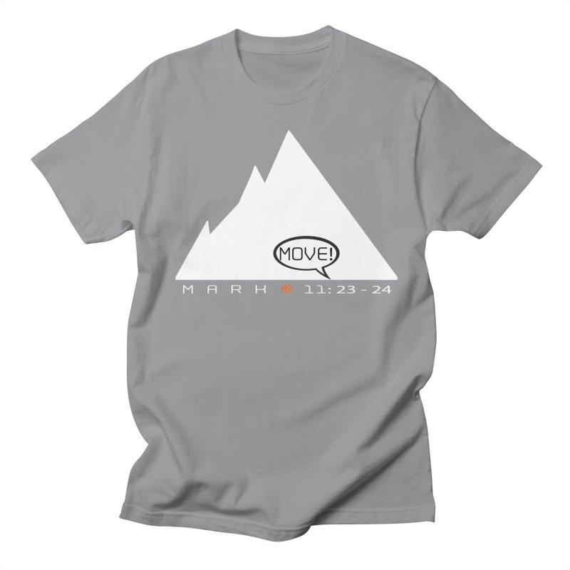 MOVE! Women's Regular Unisex T-Shirt by direction.church gear