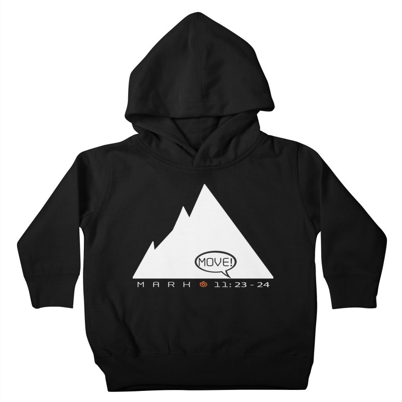 MOVE! Kids Toddler Pullover Hoody by direction.church gear