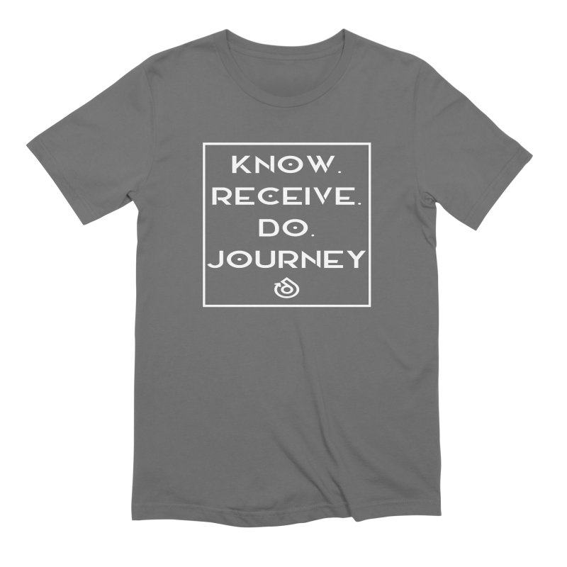 THE VISION Men's Extra Soft T-Shirt by direction.church gear
