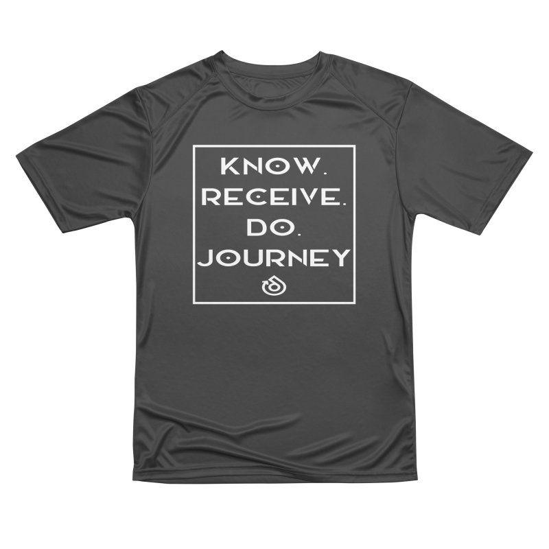 THE VISION Men's Performance T-Shirt by direction.church gear