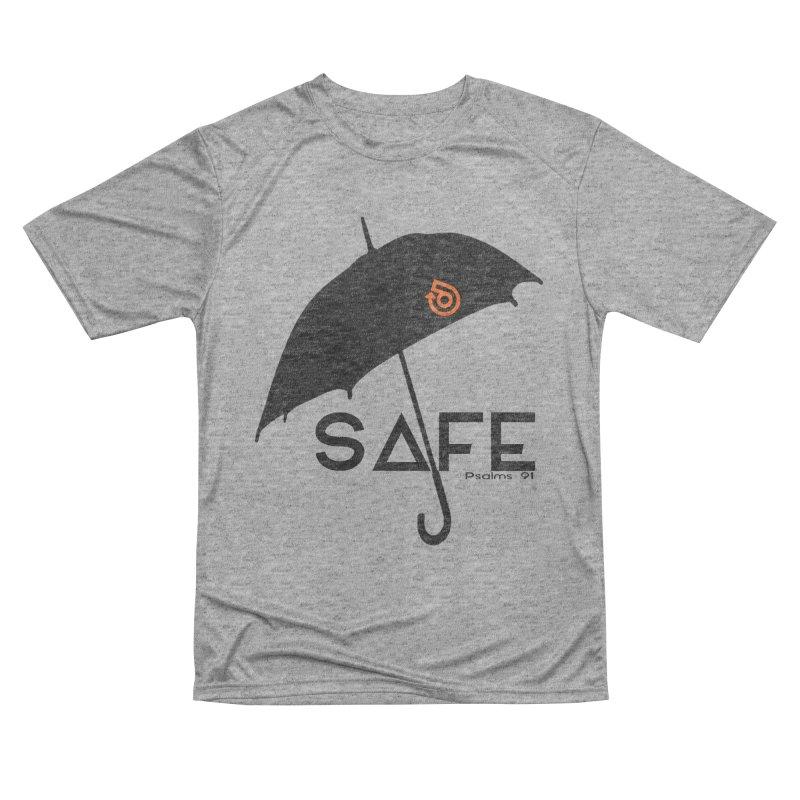 SAFE Men's Performance T-Shirt by direction.church gear