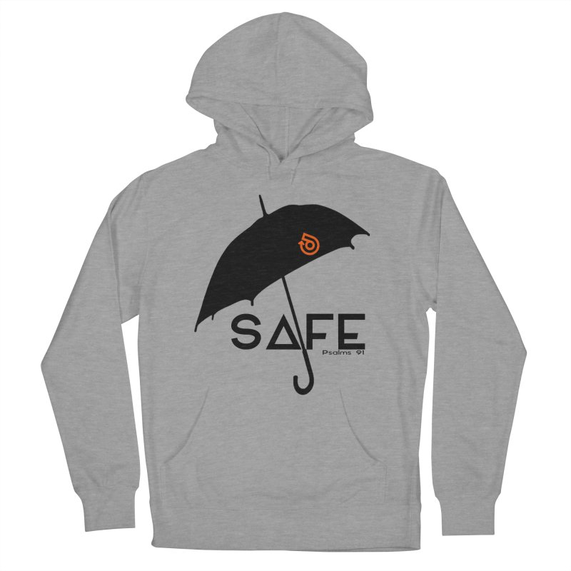 SAFE Women's French Terry Pullover Hoody by direction.church gear