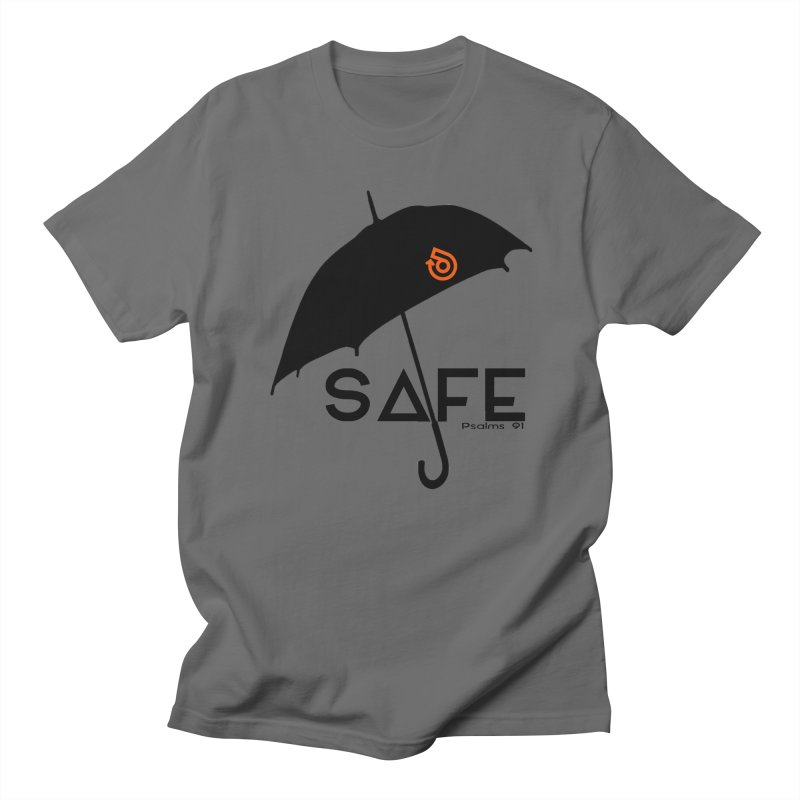 SAFE Men's T-Shirt by direction.church gear