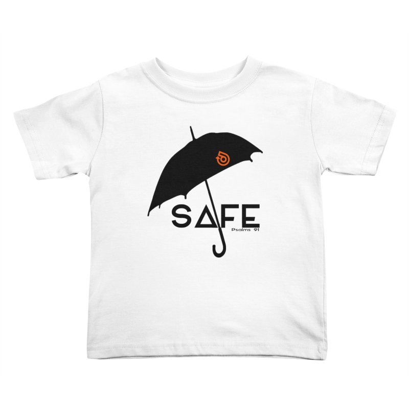 SAFE Kids Toddler T-Shirt by direction.church gear