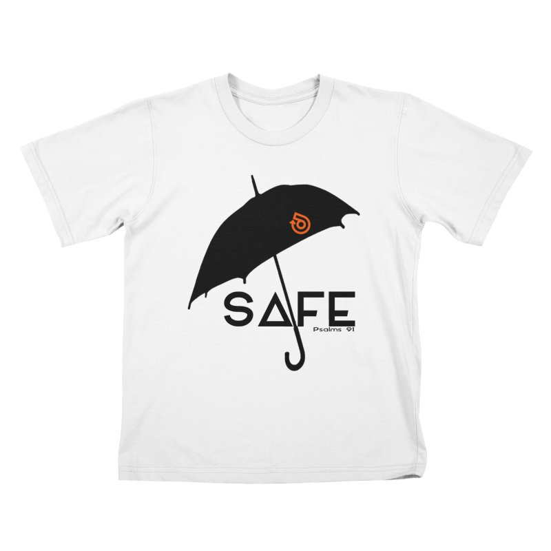 SAFE Kids T-Shirt by direction.church gear