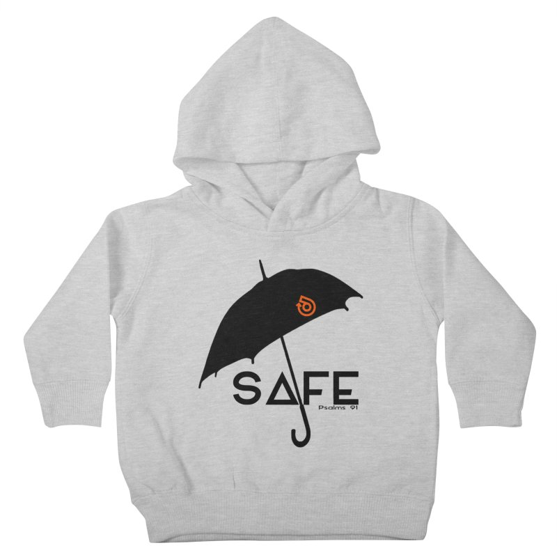 SAFE Kids Toddler Pullover Hoody by direction.church gear