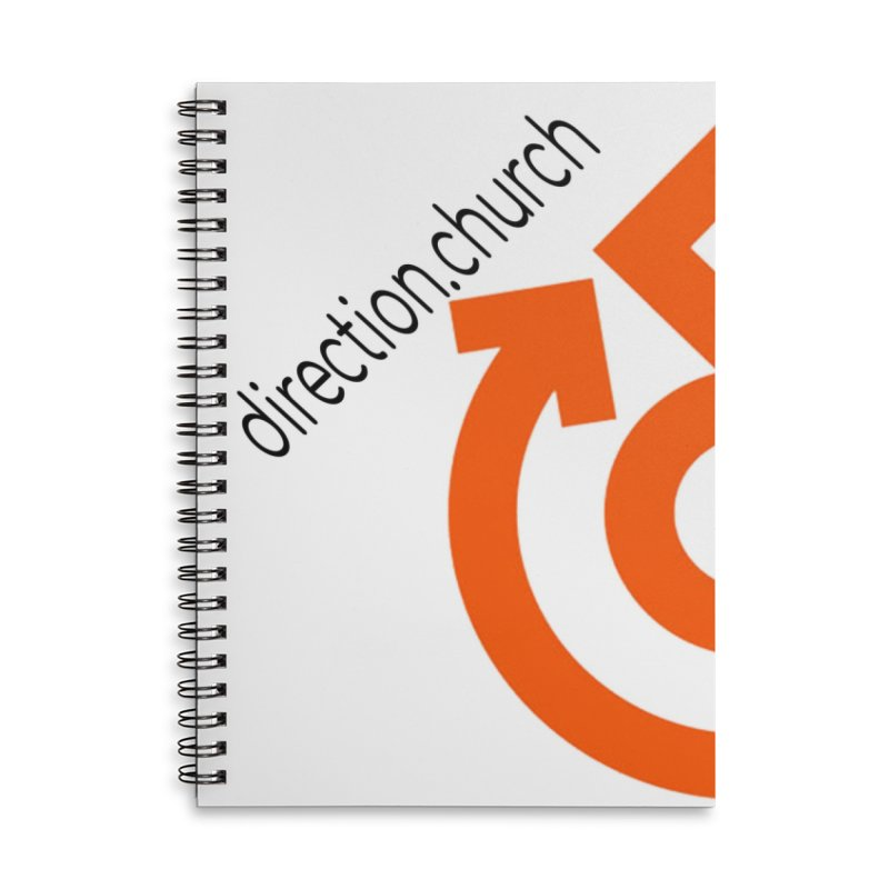 ACCESSORIES FULL Color Accessories Lined Spiral Notebook by direction.church gear