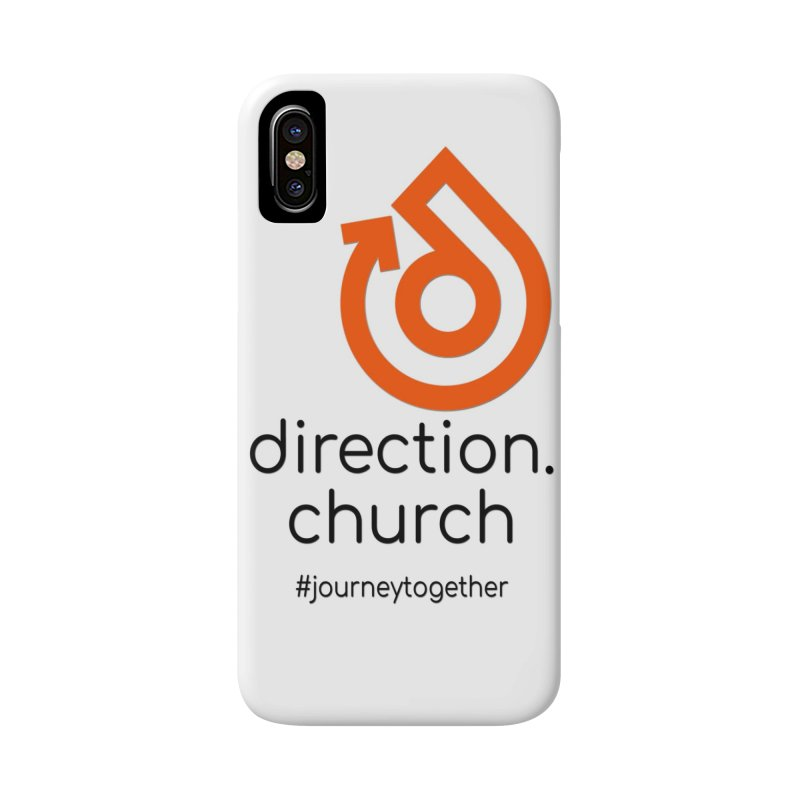 ACCESSORIES FULL Color Accessories Phone Case by direction.church gear