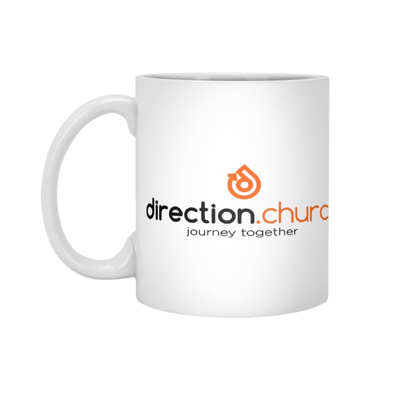 ACCESSORIES FULL Color Accessories Standard Mug by direction.church gear