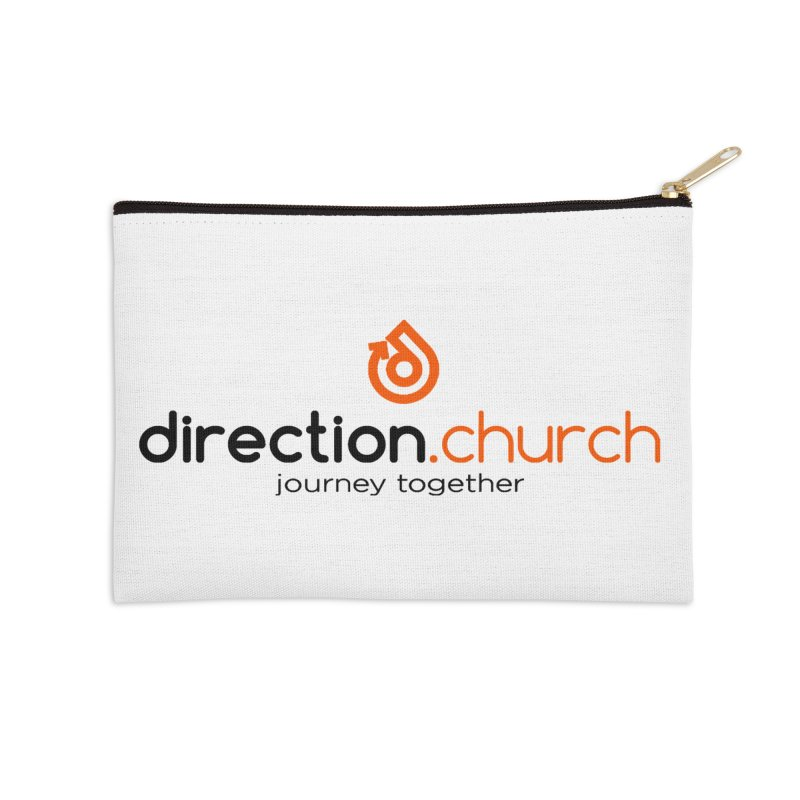 ACCESSORIES FULL Color Accessories Zip Pouch by direction.church gear