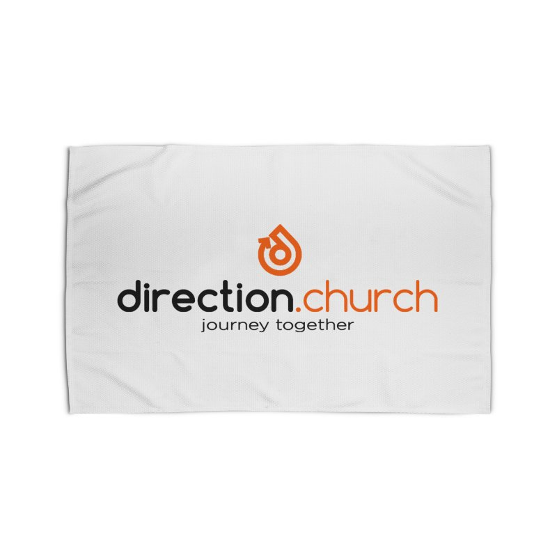 ACCESSORIES FULL Color Home Rug by direction.church gear