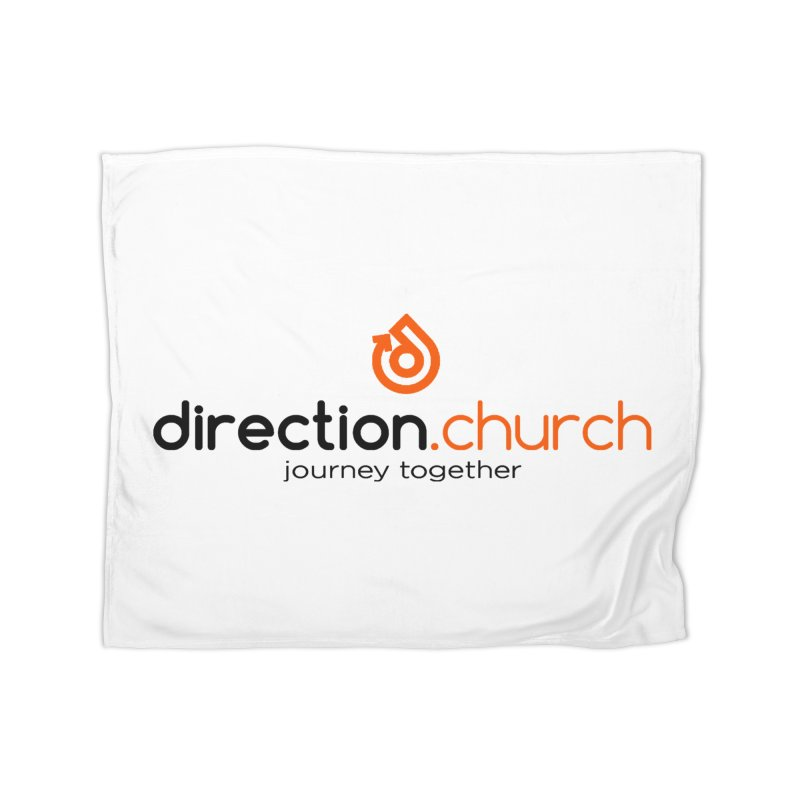 ACCESSORIES FULL Color Home Fleece Blanket Blanket by direction.church gear
