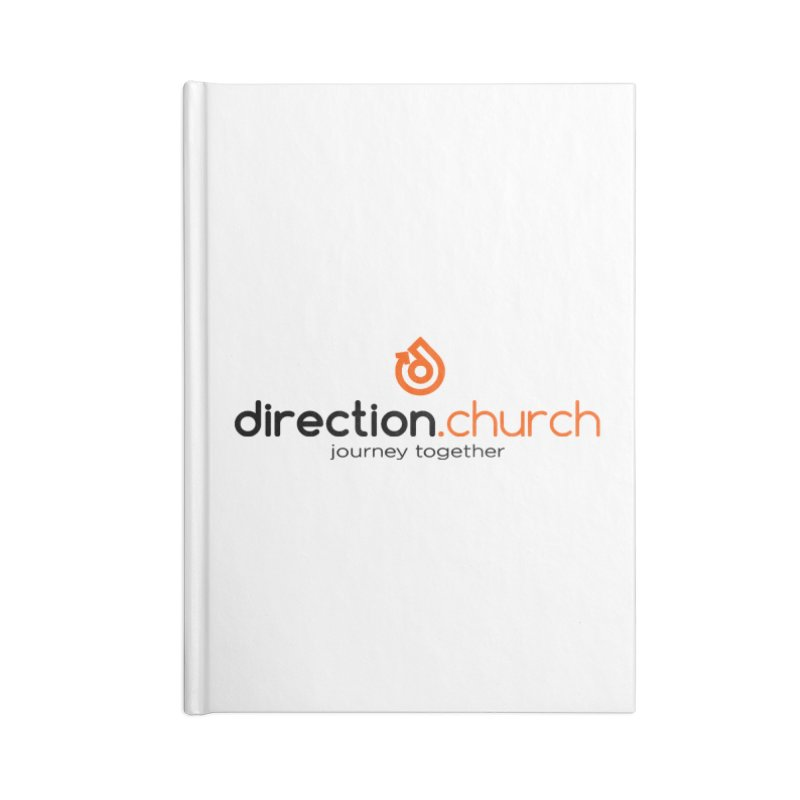 ACCESSORIES FULL Color Accessories Blank Journal Notebook by direction.church gear