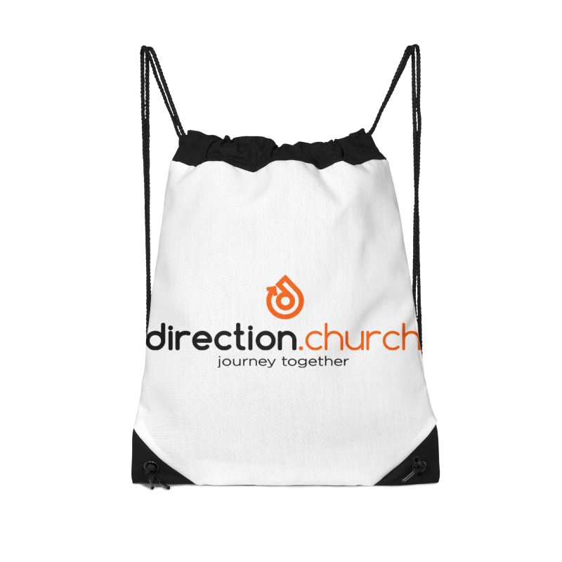 ACCESSORIES FULL Color Accessories Drawstring Bag Bag by direction.church gear