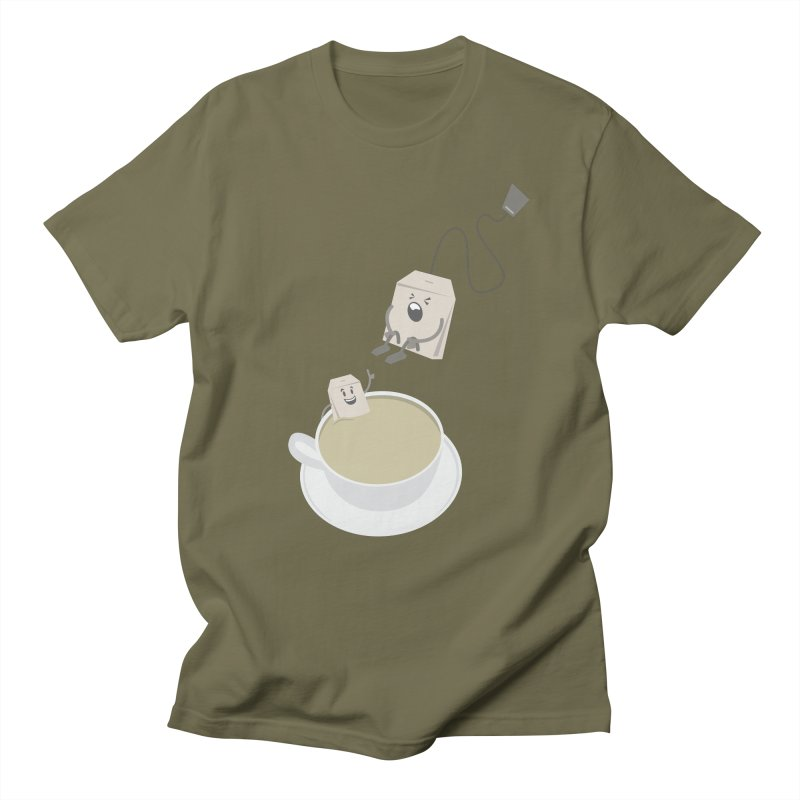 Tea for two Men's T-Shirt by dirtelawndre's Artist Shop