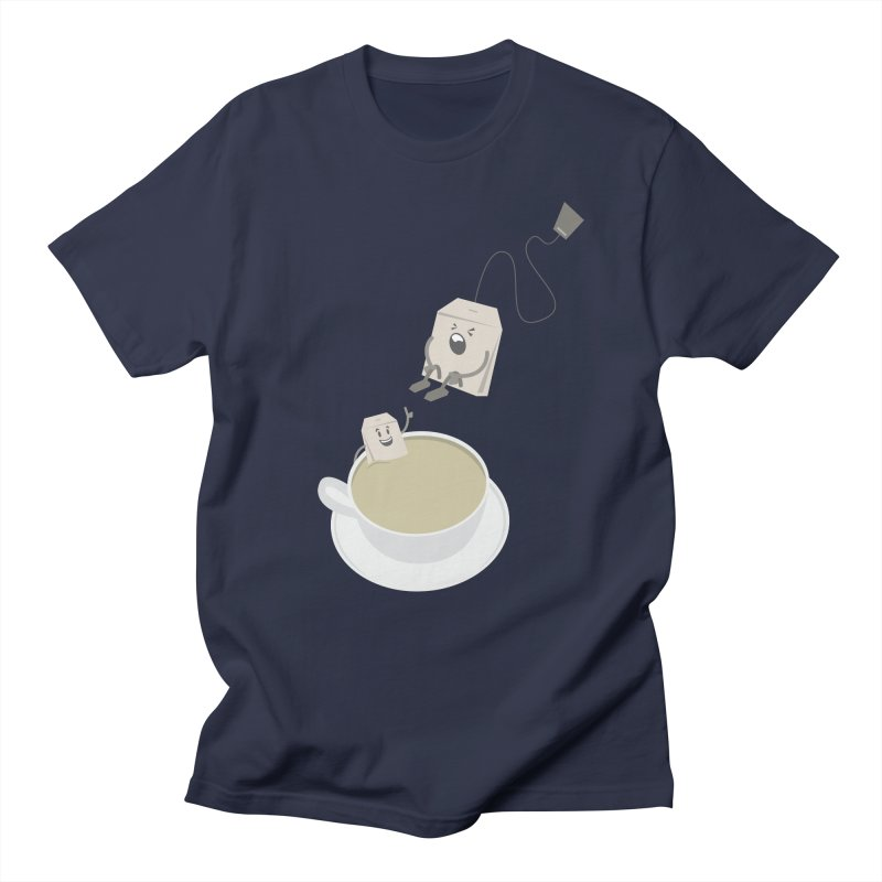 Tea for two Men's T-shirt by dirtelawndre's Artist Shop
