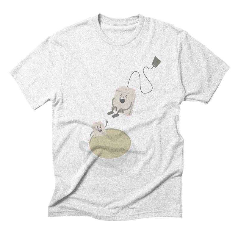 Tea for two Men's Triblend T-shirt by dirtelawndre's Artist Shop