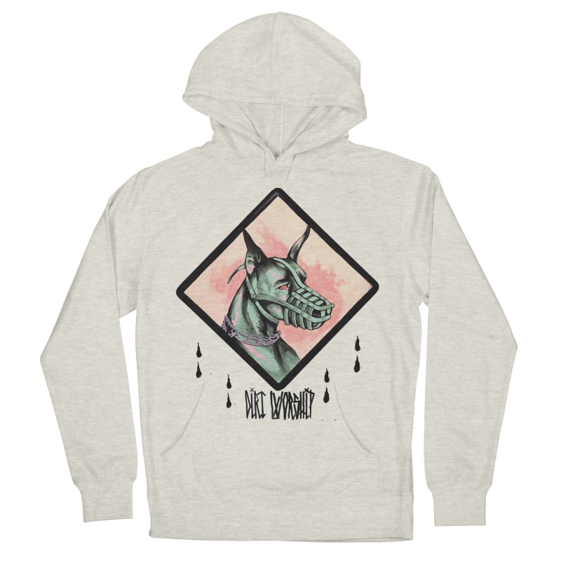 DOG Men's Pullover Hoody by DIRTWORSHIP