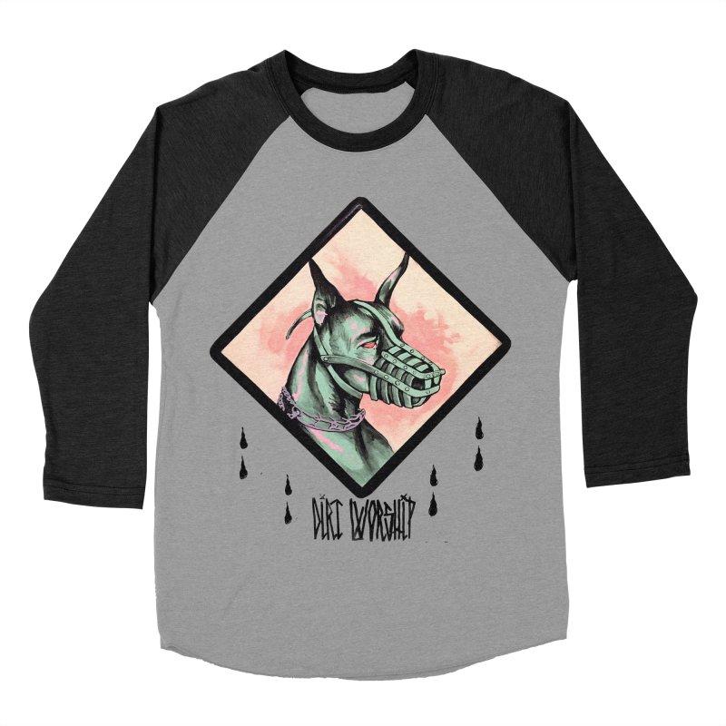 DOG Women's Baseball Triblend T-Shirt by DIRTWORSHIP