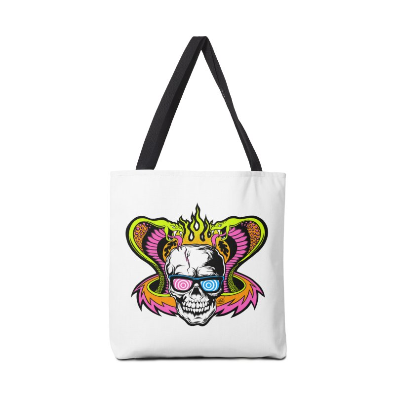 Mind Melter Accessories Tote Bag Bag by Dirty Donny's Apparel Shop