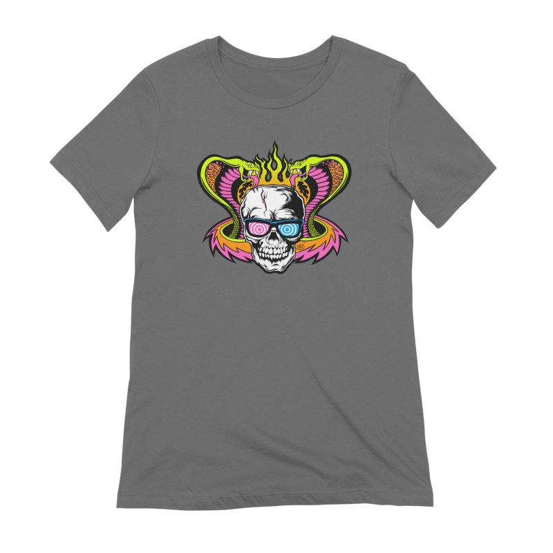 Mind Melter Women's T-Shirt by Dirty Donny's Apparel Shop