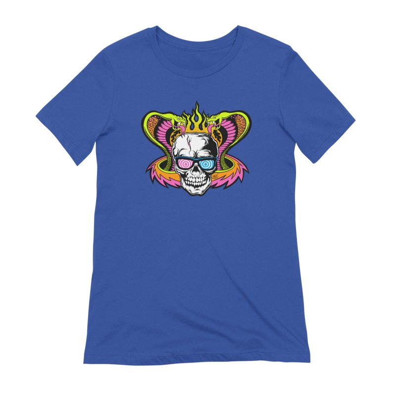 Mind Melter Women's Extra Soft T-Shirt by Dirty Donny's Apparel Shop