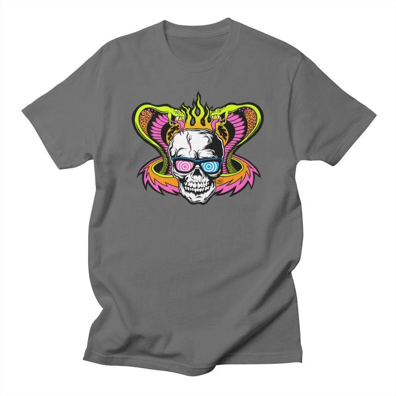 Mind Melter Men's T-Shirt by Dirty Donny's Apparel Shop