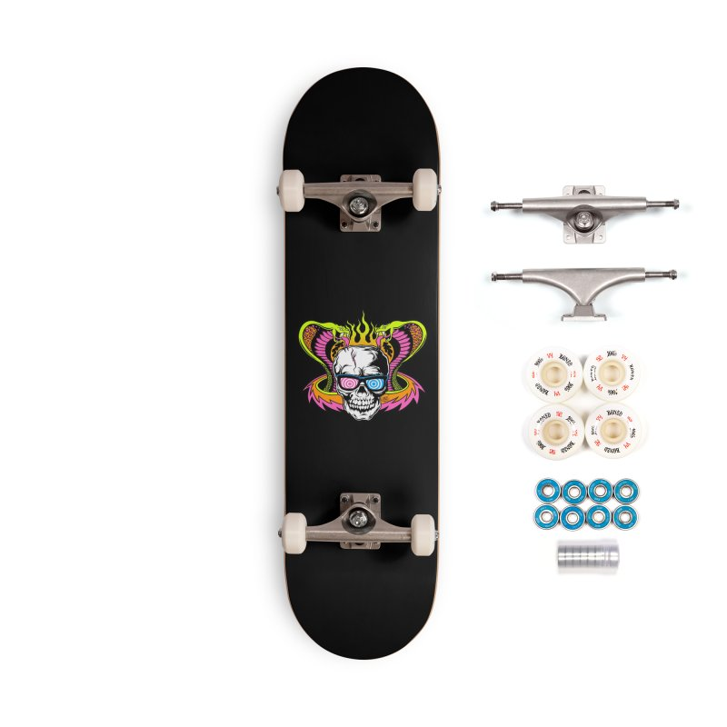 Mind Melter Accessories Complete - Premium Skateboard by Dirty Donny's Apparel Shop