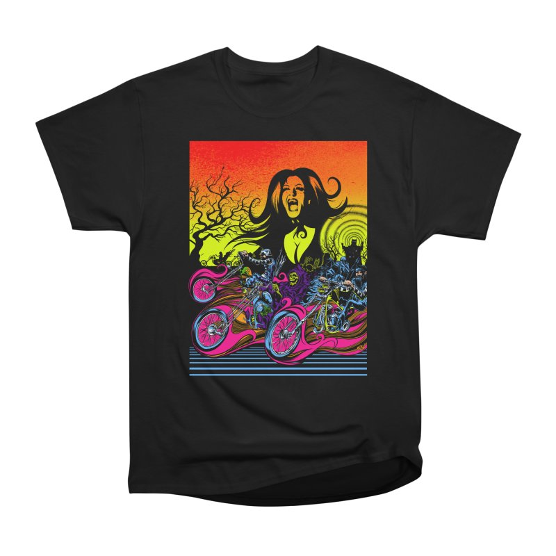 Acid Eaters Women's T-Shirt by Dirty Donny's Apparel Shop
