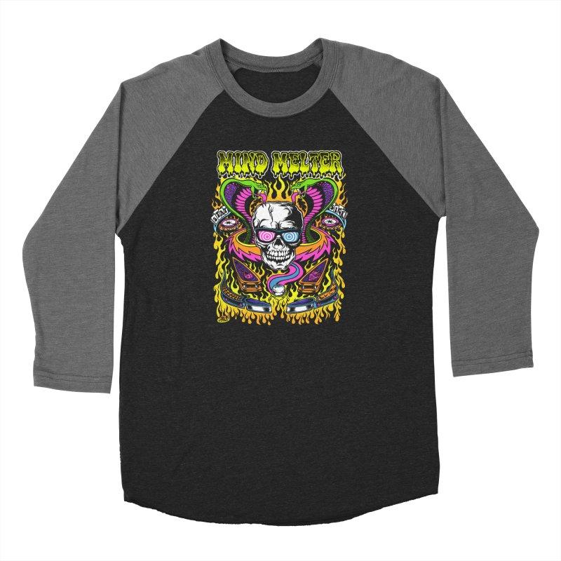 Mind Melter Women's Longsleeve T-Shirt by Dirty Donny's Apparel Shop