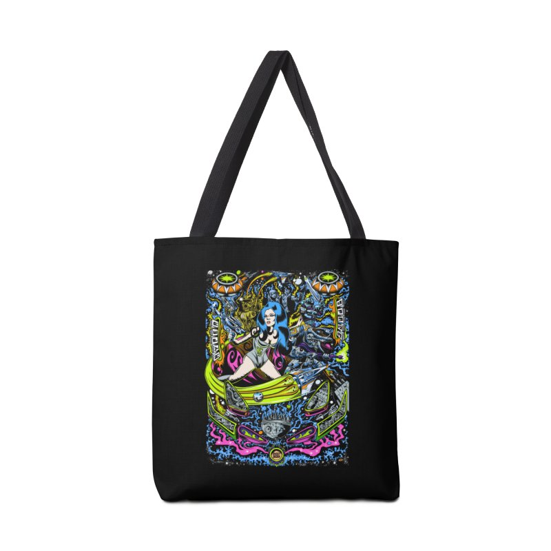 Cosmic Bounty Accessories Tote Bag Bag by Dirty Donny's Apparel Shop