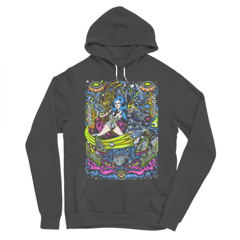 Cosmic Bounty Women's Sponge Fleece Pullover Hoody by Dirty Donny's Apparel Shop
