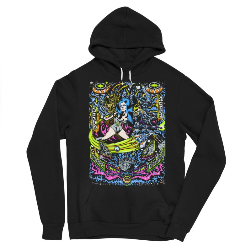 Cosmic Bounty Men's Pullover Hoody by Dirty Donny's Apparel Shop
