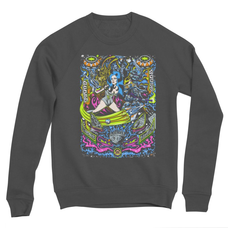 Cosmic Bounty Women's Sponge Fleece Sweatshirt by Dirty Donny's Apparel Shop
