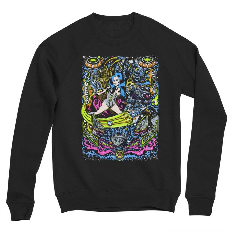 Cosmic Bounty Women's Sponge Fleece Sweatshirt by Dirty Donny's Apparel Shop