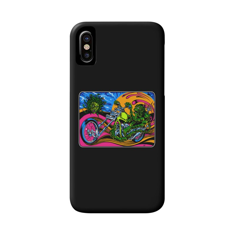 Gettin Stoned Accessories Phone Case by Dirty Donny's Apparel Shop