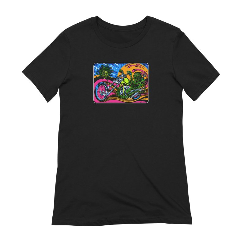 Gettin Stoned Women's Extra Soft T-Shirt by Dirty Donny's Apparel Shop