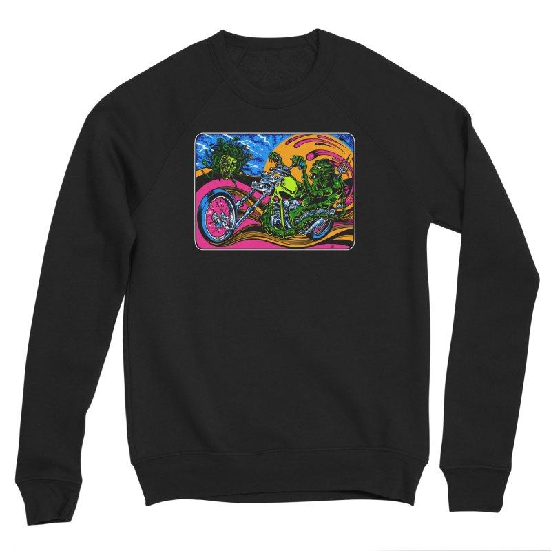 Gettin Stoned Women's Sponge Fleece Sweatshirt by Dirty Donny's Apparel Shop