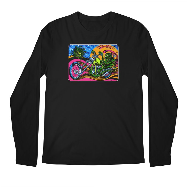 Gettin Stoned Men's Longsleeve T-Shirt by Dirty Donny's Apparel Shop