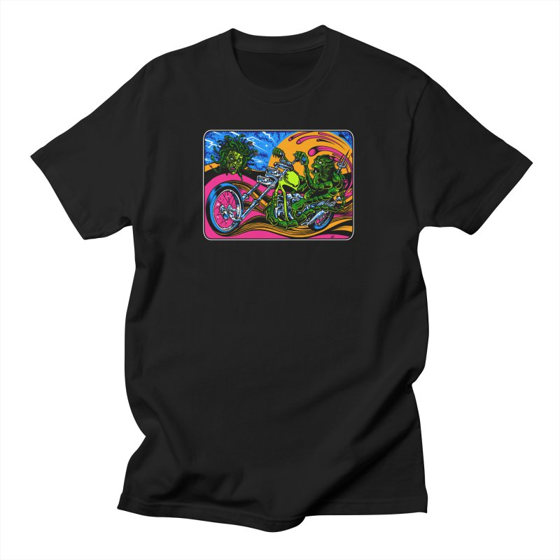 Gettin Stoned Women's Regular Unisex T-Shirt by Dirty Donny's Apparel Shop