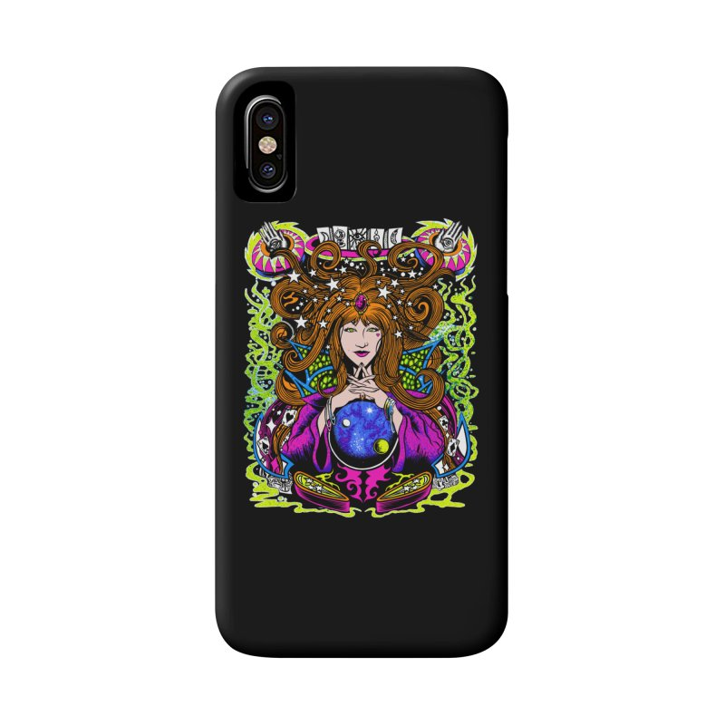 Gypsy Nights Accessories Phone Case by Dirty Donny's Apparel Shop
