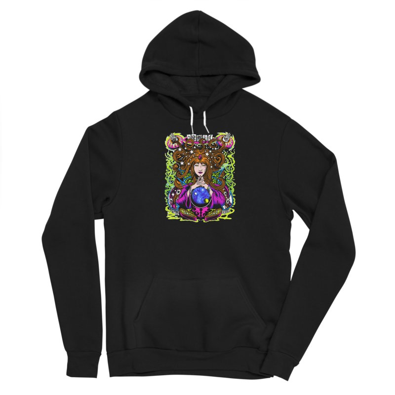Gypsy Nights Women's Pullover Hoody by Dirty Donny's Apparel Shop