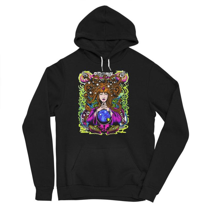 Gypsy Nights Women's Sponge Fleece Pullover Hoody by Dirty Donny's Apparel Shop